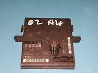 2002 Audi A4 8E0907279N Onboard Control Unit Module