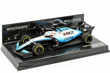 F1 WILLIAMS FW42 George Russell 2019 1/43 MINICHAMPS 417190063