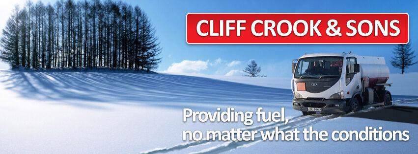 Cliff Crook Fuels & Pro-Oil Tanks
