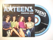 A*TEENS : MAMMA MIA ♦ CD SINGLE PORT GRATUIT ♦