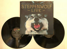 Steppenwolf - Steppenwolf Live - 1972 US 1st Press (NM) Ultrasonic Clean