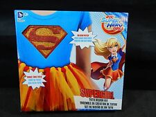 Supergirl Tutu Design Kit DC Comics Superhero Girls