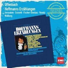 JERUSALEM/VARADY/FISCHER-DIESKAU - J.OFFENBACH-HOFFMANNS ERZÄHLUNGEN  2 CD  NEU