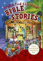 Look and Find Bible Stories: Christmas - B&H Kids