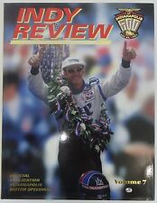 1997 Indy Review IndyCar Series Yearbook Indy500 Yearbook Volume-7 Arie Luyendyk