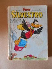 Raccolta SILVESTRO Bugs Bunny presenta n°39 1975 ed. Cenisio [P46] Mediocre