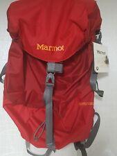 Marmot Ultra Kompressor Backpack 18L Day Hiking Pack Red