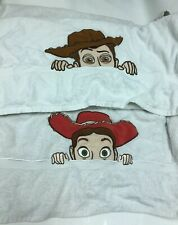 Walt Disney Store Sheriff Woody Cowboy Girl Jessie Toy Story Towel Set Pixar Kid