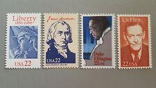 USA 1986 stamps MNH