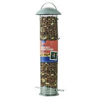 Woodside Large Heavy Duty Hanging Garden Wild Bird Peanut Feeder