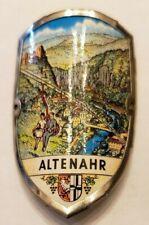 Altenahr, Germany Stocknagel, Hiking Medallion, Badge, Pin, Shield, NOS GP7-4