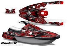 YAMAHA WAVE RUNNER III 3 JET SKI GRAPHICS KIT 91-96 CREATORX SPIDERX R
