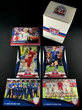 2015 PANINI USA SOCCER NATIONAL TEAM - 10x COMPLETE BASE SET Alex Morgan USWNT