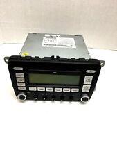 2006-2009 Volkswagen Premium 7  6 CD Radio  1K0 035 180 G   MOD # CQ-EV1463G MP3