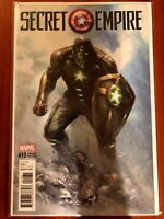 SECRET EMPIRE #10  DELL OTTO CIVIL WARRIOR VARIANT  MARVEL 2017 NM+