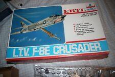 Ertl Esci LTV-8E Crusader Fighter Jet  1/48