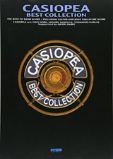 SCORE  CASIOPEA Best collection Japanese Band Score SHEET MUSIC