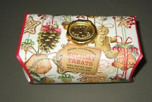 MICHEL DESIGN WORKS~Holiday Cookie HOLIDAY TREATS Shea Butter Large Bar Soap