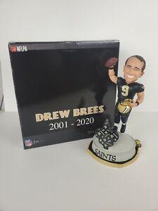Drew Brees New Orleans Saints Farewell Bobblehead