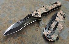 MTECH Ballistic DIGI WAR Messer Rescue Knife Gurtschneider Glasbrecher MTA845DM