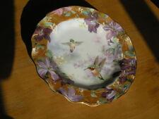 Lena Liu Delicate Treasures 2nd issue Ruby Splender Hummingbirds Floral Flowers