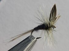Blue Dun Assortment; 1 Dozen Trout Fishing Flies