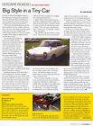 1967 NSU Sport Prinz - Classic Article D38