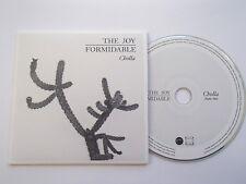 THE JOY FORMIDABLE - CHOLLA (RADIO EDIT) - PROMO CD