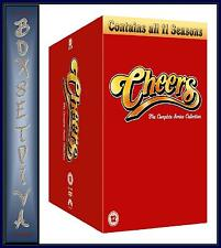 CHEERS -THE COMPLETE SEASONS 1 - 11 SERIES COLLECTION DVD BOXSET ***BRAND NEW***