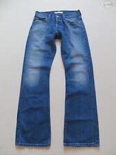 Levi's® 512 Bootcut Jeans Hose, W 31 /L 34, VNT Denim mit TOP Waschung ! RAR !