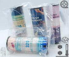 x4 - Expired Ektachrome 400x (retrochrome) Medium Format Film 120 (E6)