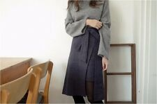 skirt korean over the knee brand new with tag