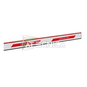 Lisse de 4 mètres pour barrières FAAC GENIUS SPIN 58P1803