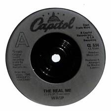 """W.A.S.P. - The Real Me - 7"""" Record Single"""