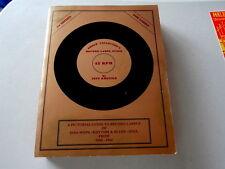 RECORD LABEL PRICE  GUIDE~ MEGA RARE~ 1ST EDITION~ 1995~~ RECORD PRICE GUIDE