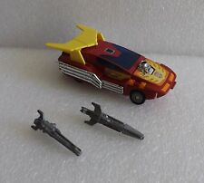 1986 HASBRO TRANSFORMERS G1 HOT ROD 100% AUTOBOT CAVALIER