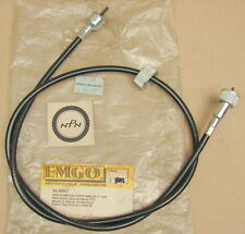 "New Emgo Harley Davidson FX FXWG XL Models Speedometer Cable 6"" Over 26-80047"
