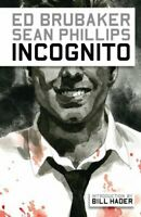 Incognito Volume 1 GN Ed Brubaker Sean Phillips Bill Hader Criminal OOP New NM