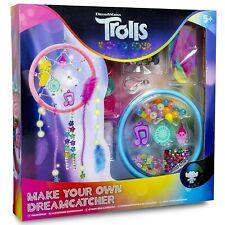TROLLS - World Tour Make Your Own Dreamcatcher kit
