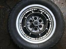 1989 Yamaha Virago XV1100 Rear Wheel with Tyre