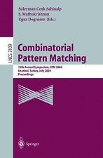 Combinatorial Pattern Matching: 15th Annual Symposium, CPM 2004, Istanbul, Turke
