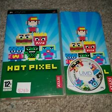 HOT PIXEL  - Rare Sony PSP Game