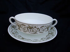 Wedgwood PERUGIA. Soup Cup and Saucer.