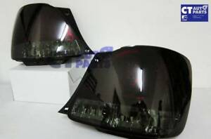 Smoked Red LED Tail Lights for 98-05 LEXUS GS300 GS400 GS430