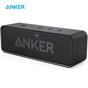 Anker Soundcore Portable Wireless Bluetooth Speaker with Dual-Driver Rich Bass