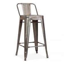 TOLIX METAL BAR STOOL STEEL INDUSTRIAL BREAKFAST BAR CAFE GARDEN ✔LOW PRICE