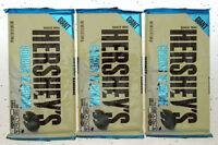 Hershey's Cookies 'N' Cream ~ and Cream ~ Giant Size ~ 6.5 ounce ~ Lot of 3