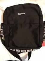 Supreme SS18 Shoulder Bag - Black