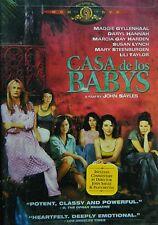 John Sayles' CASA de los BABYS (2003) Daryl Hannah Rita Moreno Marcia Gay Harden