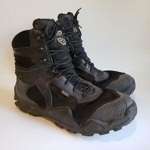 Red Wing Shoe Irish Setter Hunt ScentBan Vaprtrek Black Lace Up Hunting Boots 14